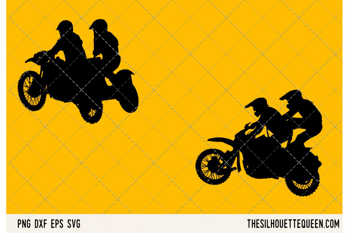 Sidecar Cross SVG example image 1