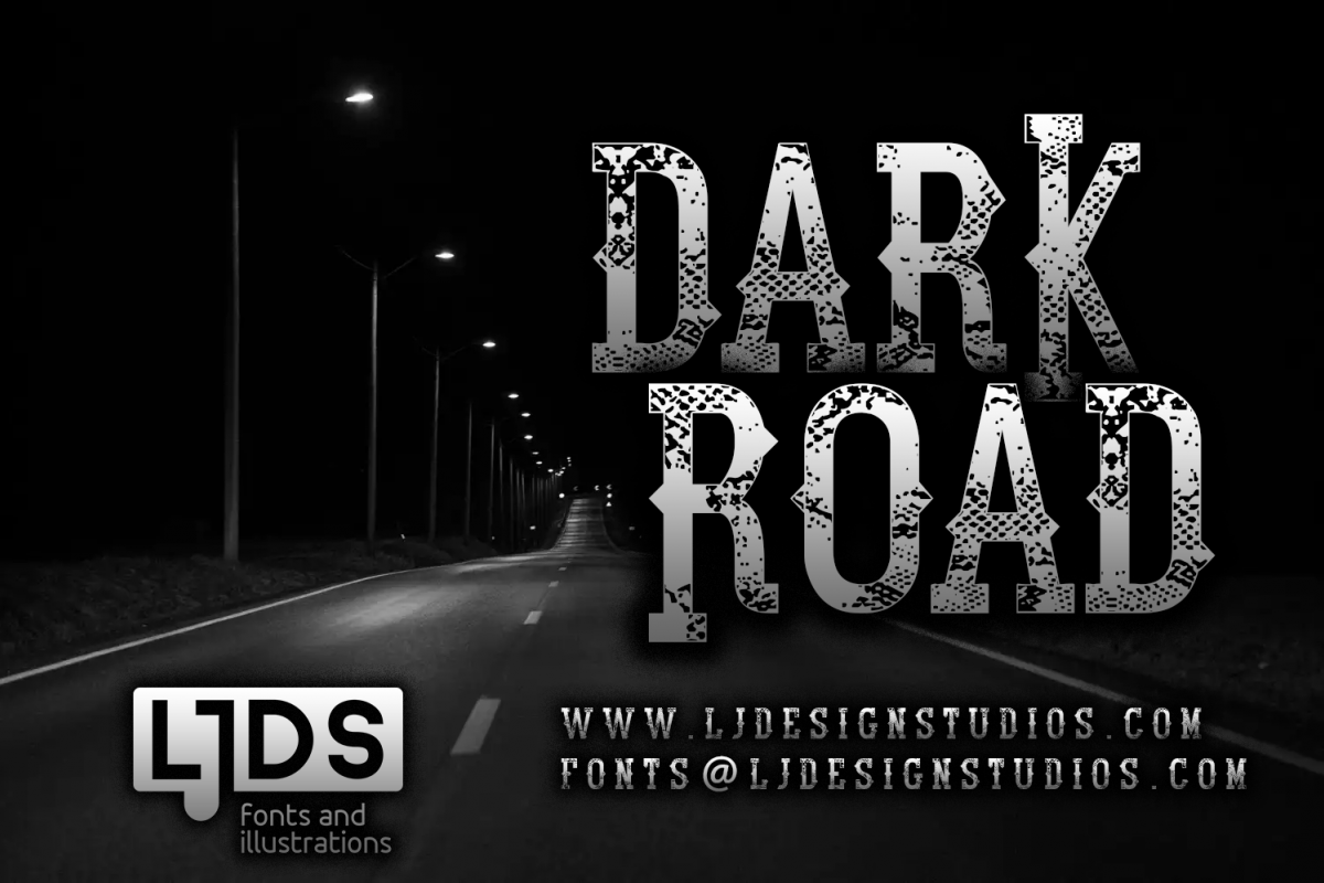 Dark Road example image 1