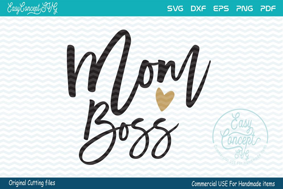 Mom Boss example image 1