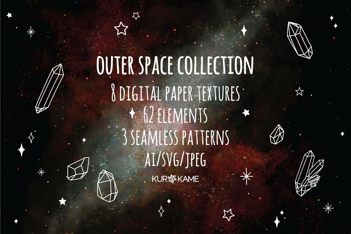 Outer Space Collection example image 1