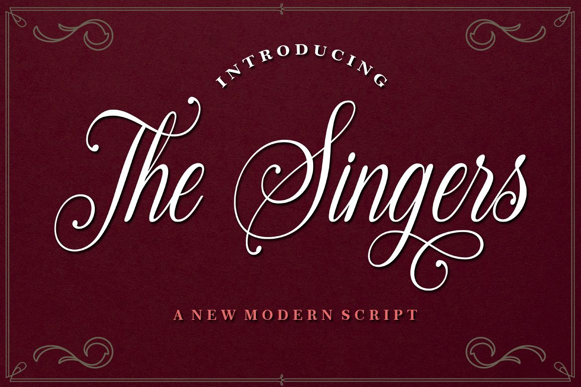 The Singers example image 1