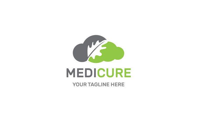 Oak Cloud Logo Design example image 1