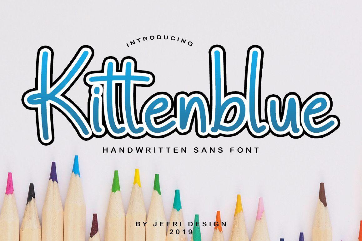Kittenblue example image 1