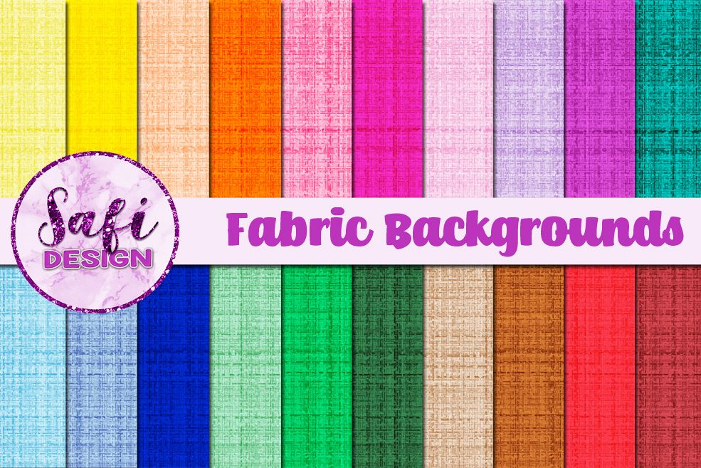 Fabric Backgrounds example image 1