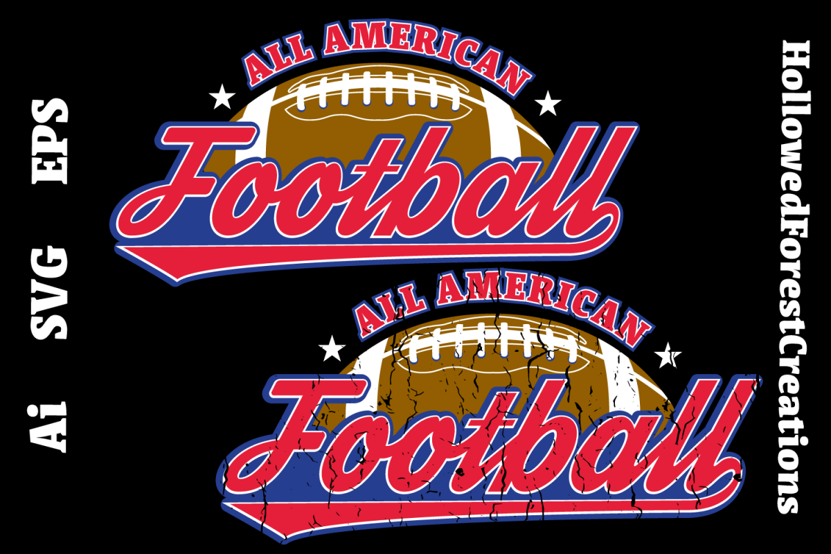 All American Football example image 1