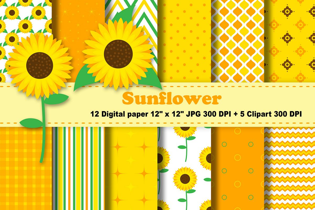 graphic regarding Printable Pictures of Sunflowers called Sunflowers Electronic Paper, Floral Record, Bouquets Habit, Sunflower Papers, Sunflowers Printable, Electronic Sbooking, Sunflowers Clipart.