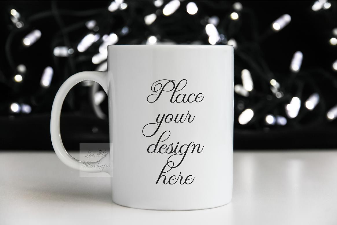 Mug Mock Up White Coffee Mugs Mockup 11oz Cup