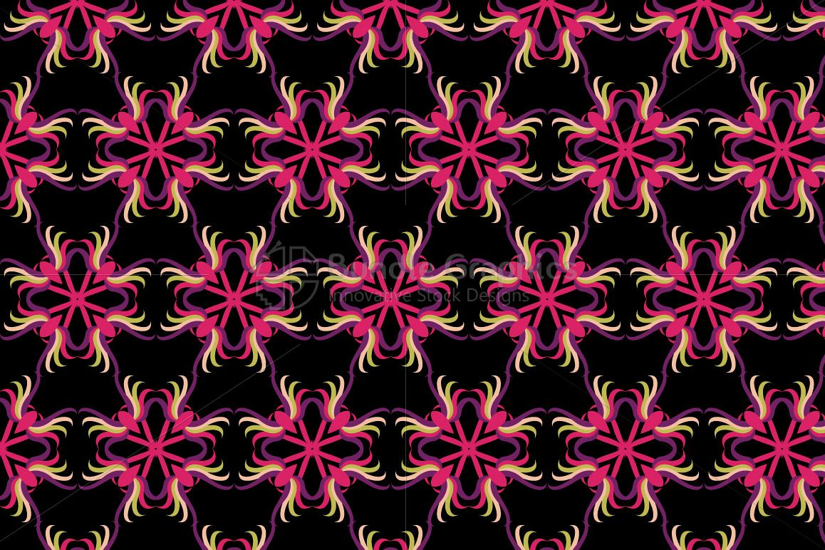 Creative Colorful Pattern example image 1