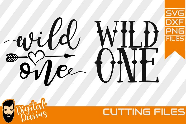 2x Wild One SVG, Travel Svg, Hobby dxf, Mountains, Heart svg example image 1
