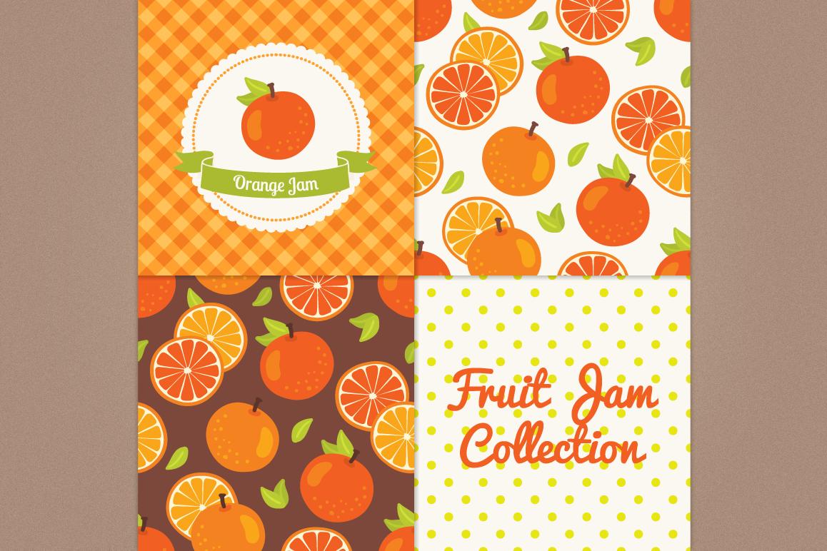 Orange Jam example image 1