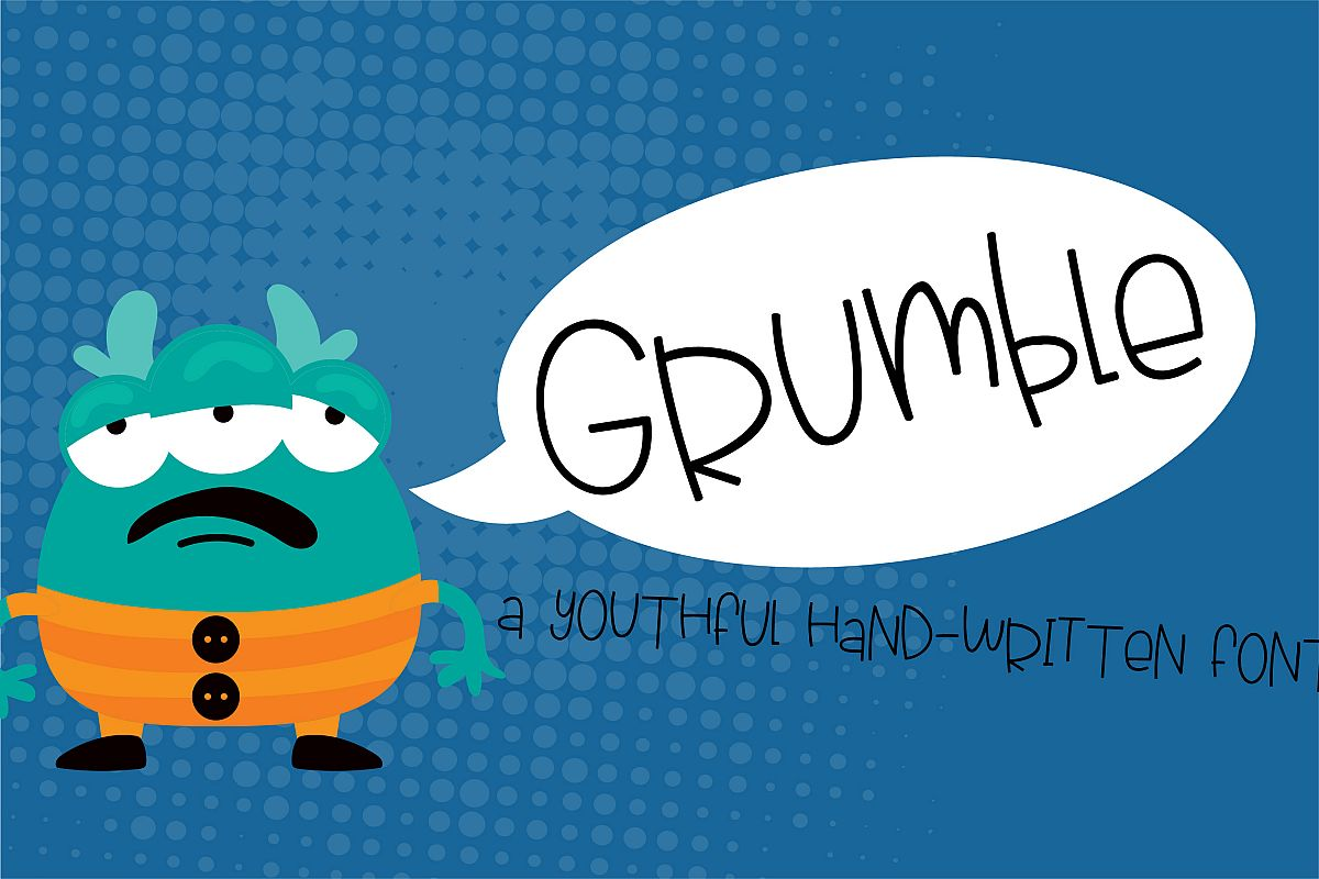 PN Grumble example image 1
