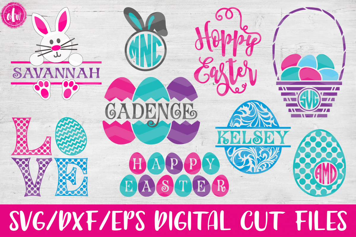 Easter - graphics, fonts (and maybe freebie!)