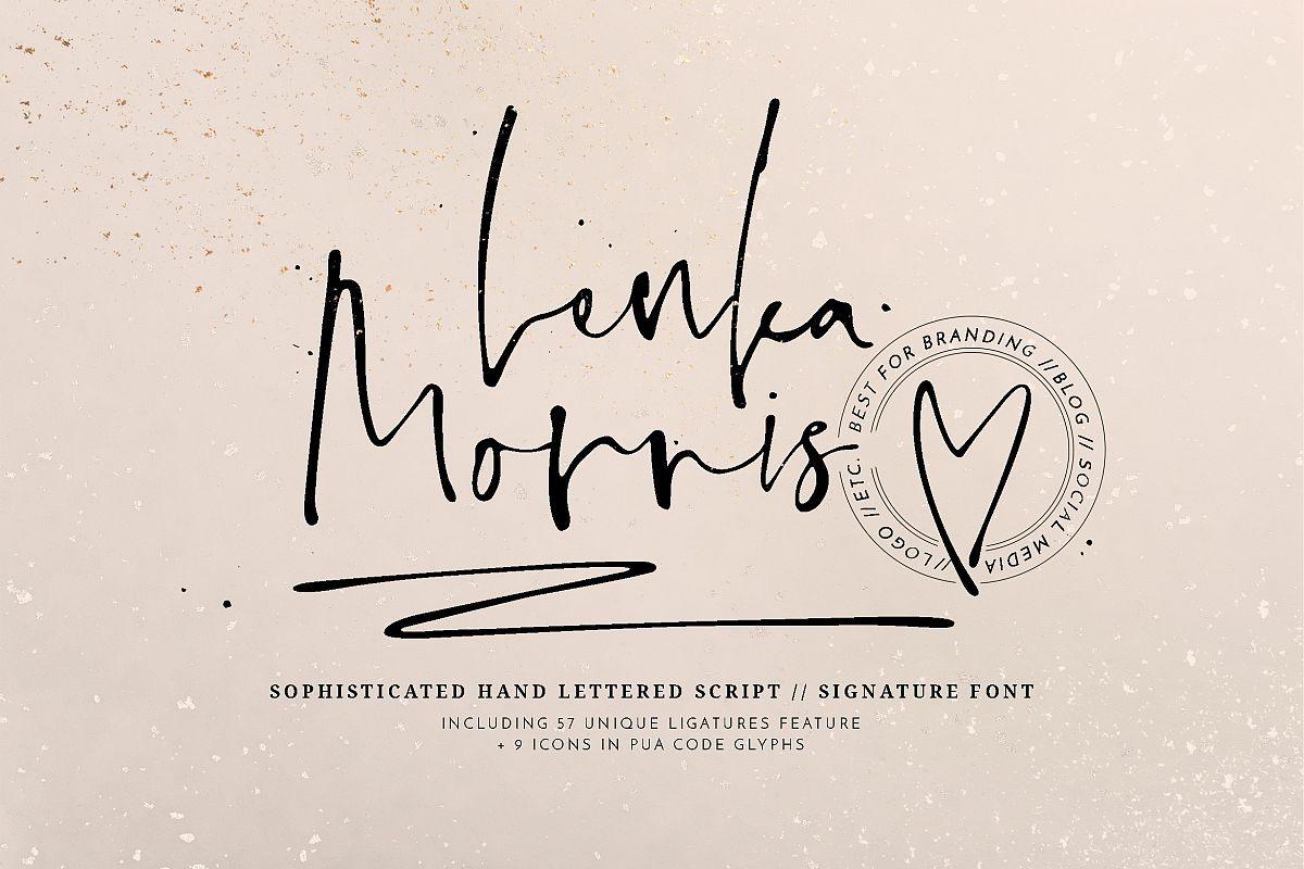 Lenka Morris example image 1