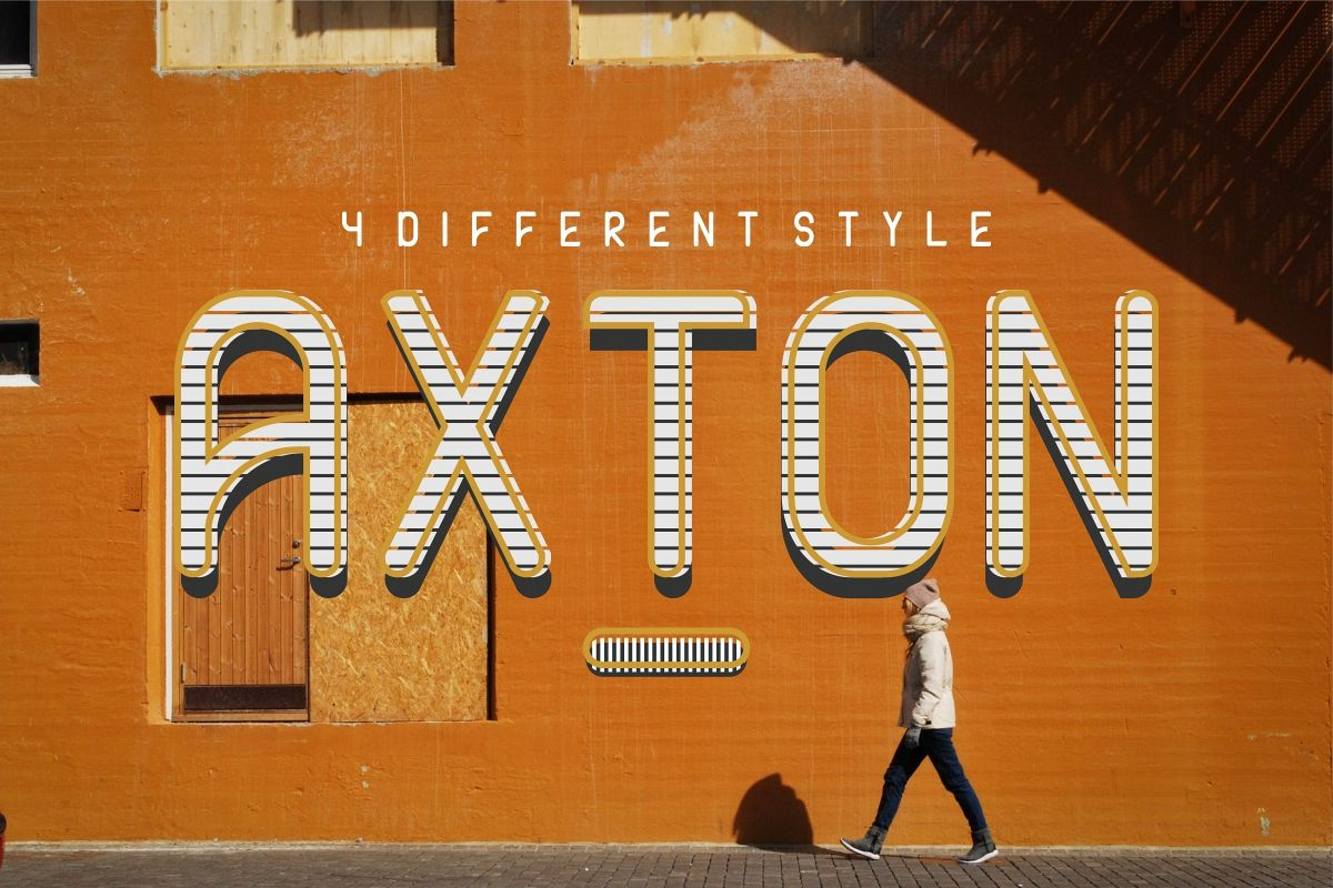 AXTON example image 1