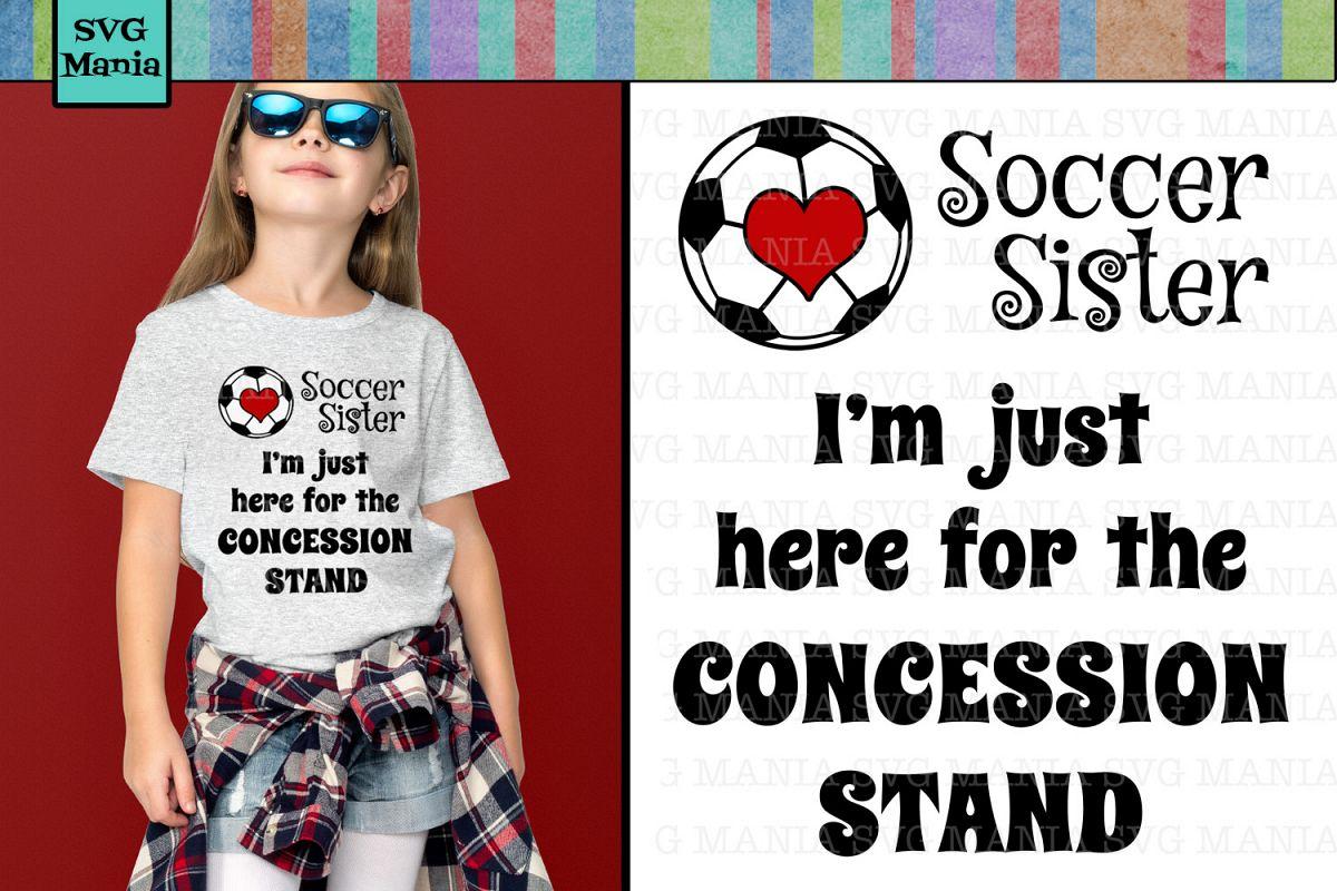 8d6c5ff503c14 Funny Soccer Sister SVG File, Soccer Sister Shirt SVG, SVG