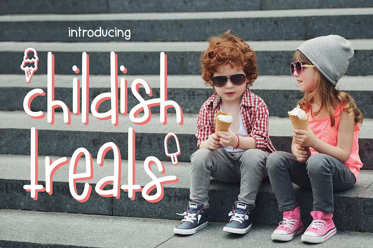 Childish Treats example image 1