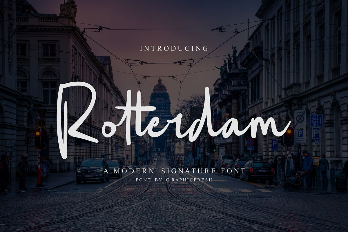 Rotterdam + Oblique Version example image 1