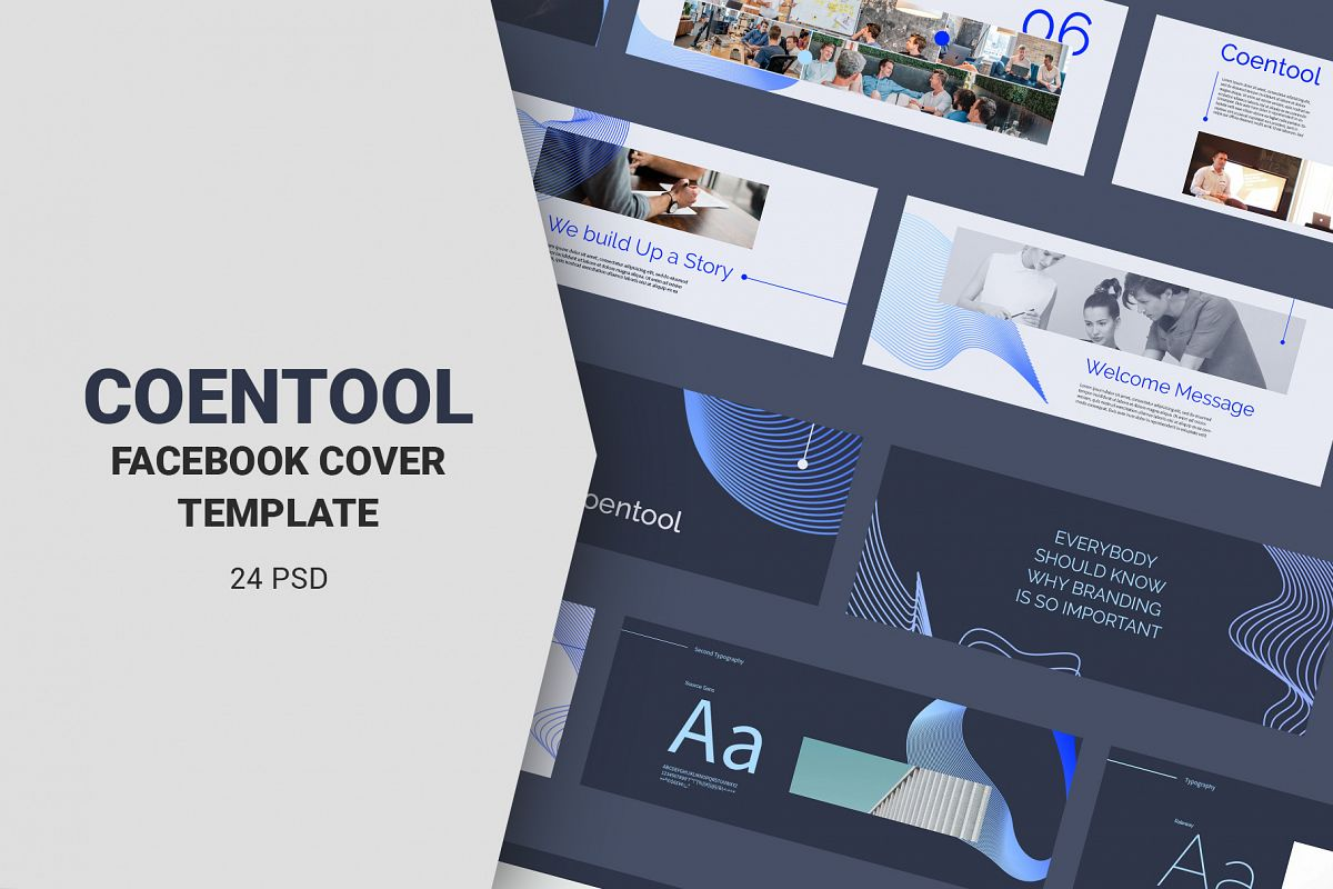 Coentool Facebook Cover example image 1