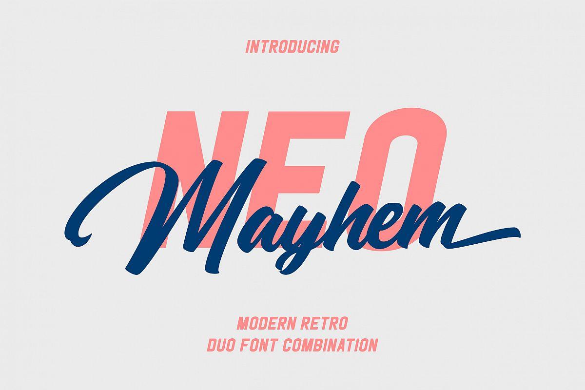 Neo Mayhem example image 1