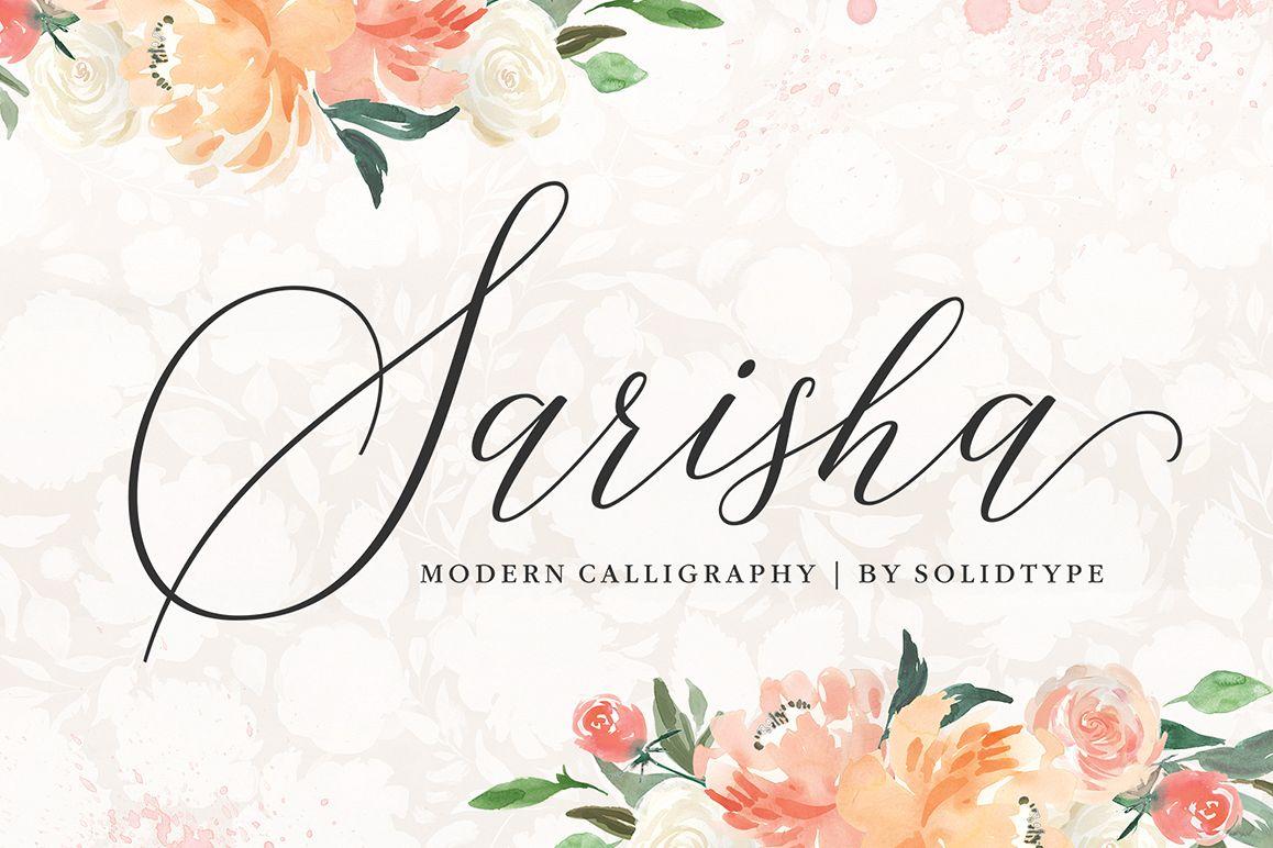 Sarisha Script example image 1