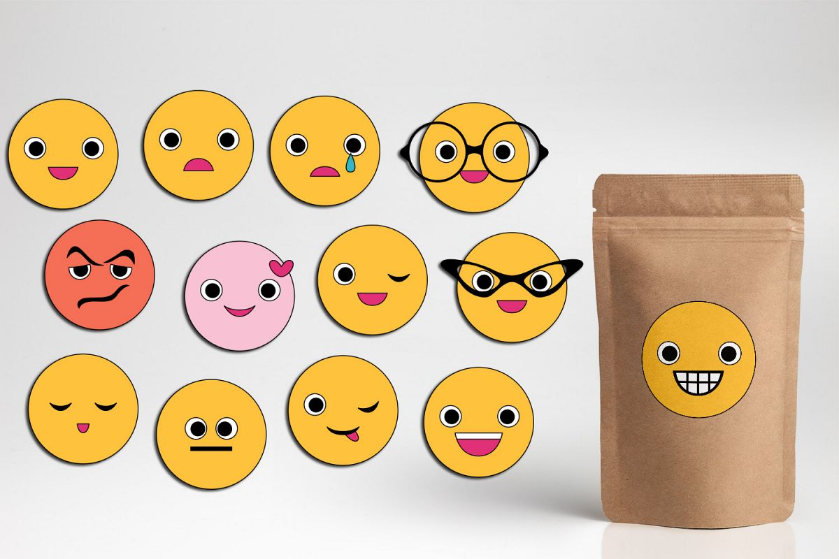 Emoji Face Emoticon Emotion Graphic Illustration