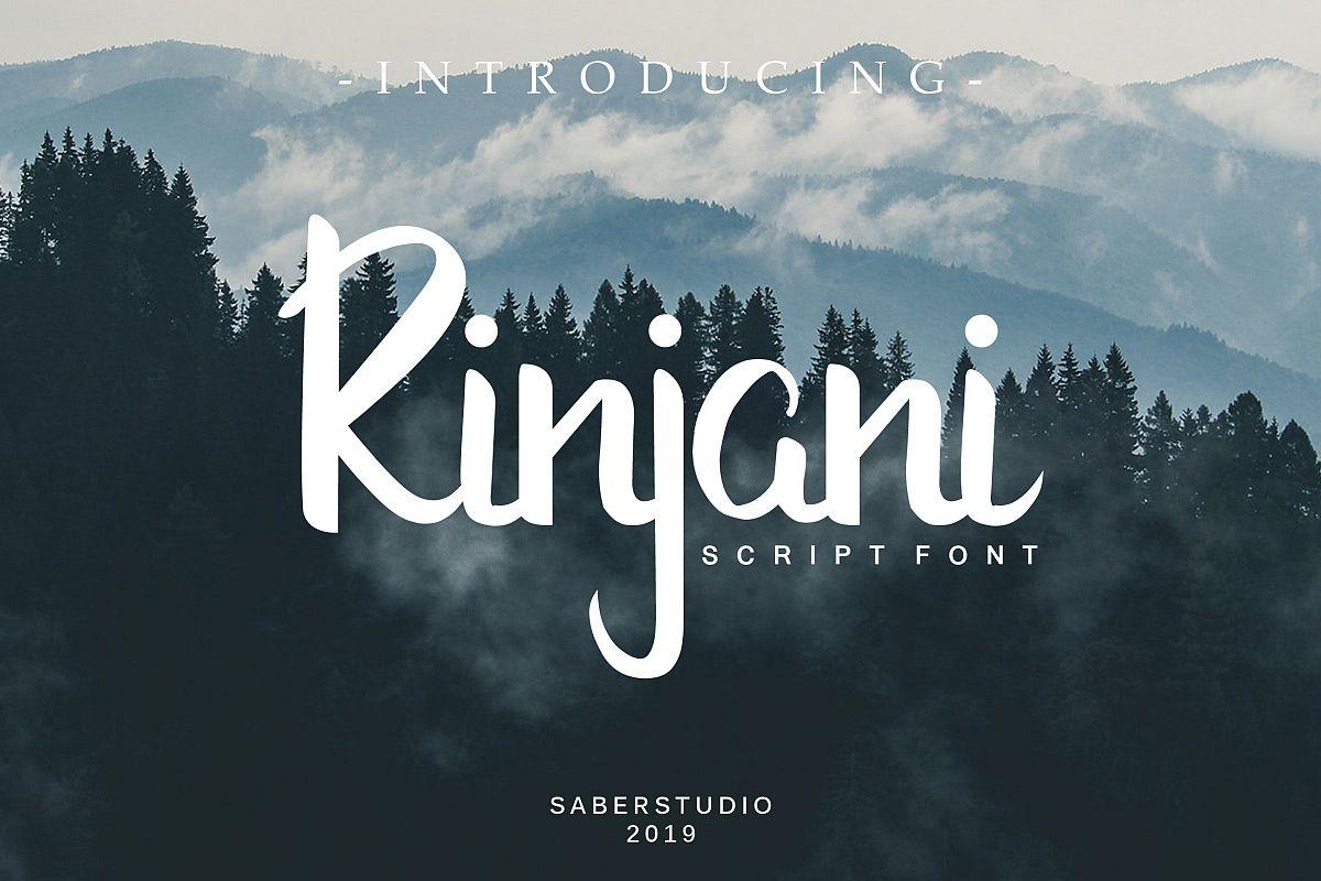Rinjani example image 1