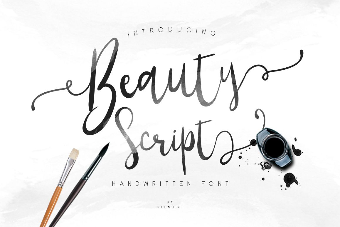 Beauty Script example image 1