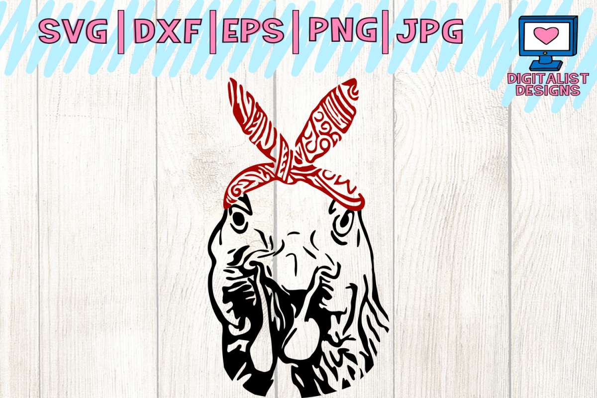 chicken svg, chicken clipart, chicken face svg, svg files, bandana, farm svg, cricut, silhouette, printable, iron on, dxf, png, chicken vector example image 1