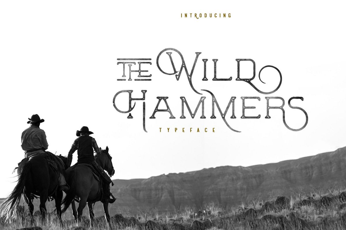 The Wild Hammers example image 1
