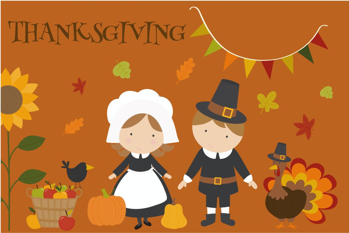 Thanksgiving clipart example image 1