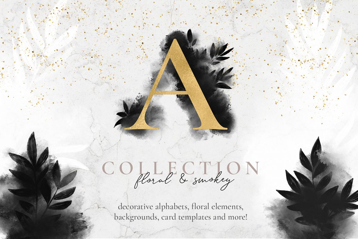 Floral & Smokey Collection example image 1