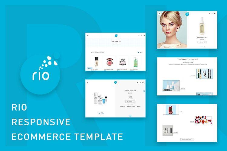 Rio Shopify Theme example image 1