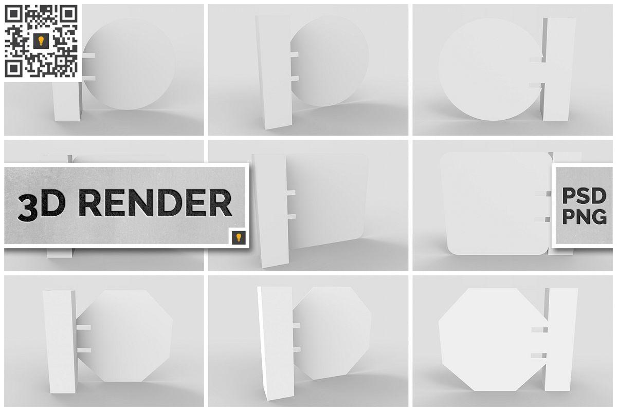 3D Wobbler Render example image 1