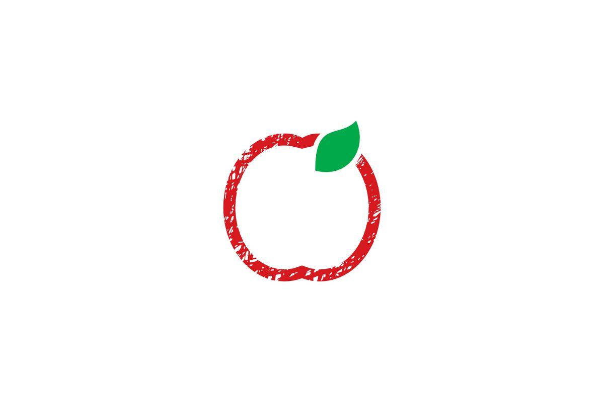 apple fruit logo example image 1