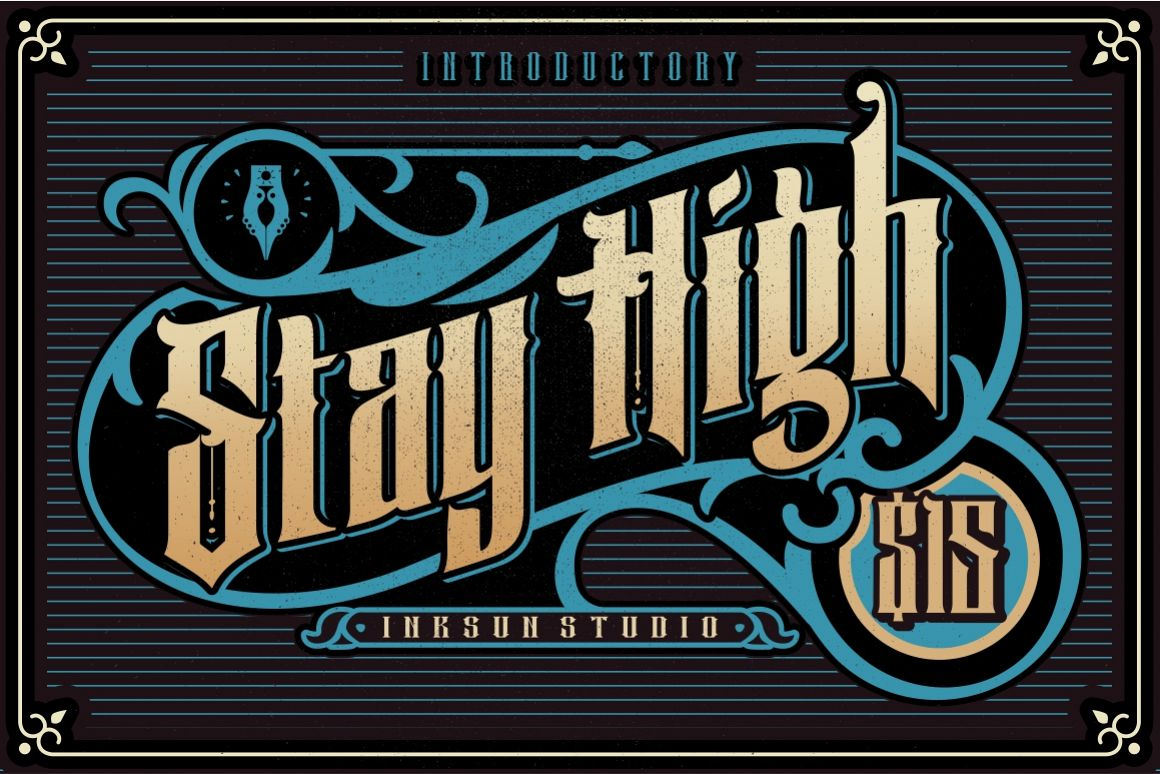 Stay High example image 1