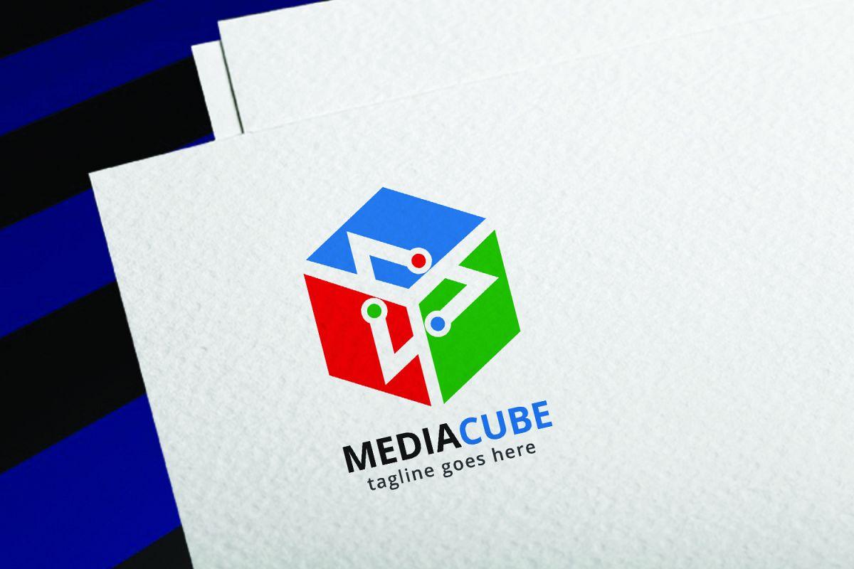 Media Cube example image 1
