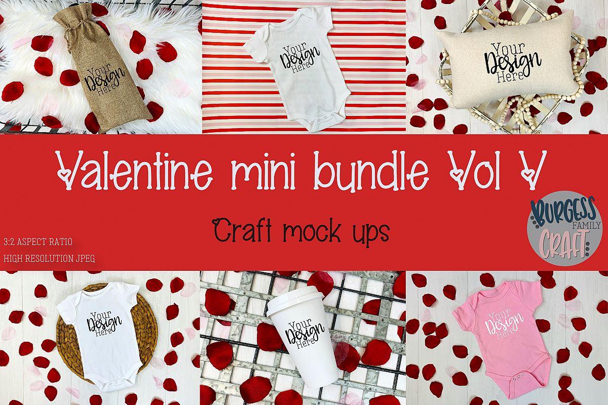Valentine Mini Bundle Vol V example image 1