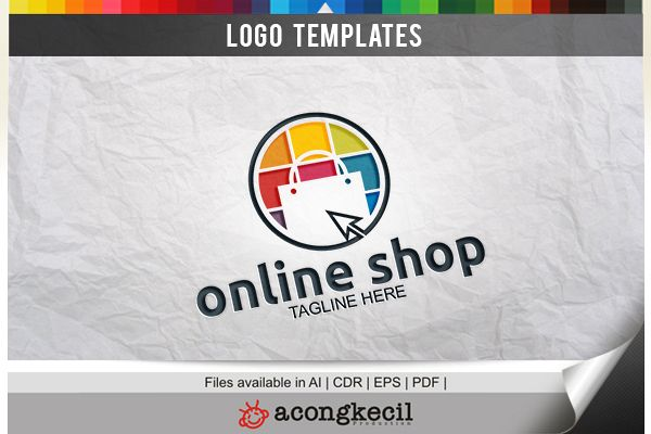 Online Shop example image 1