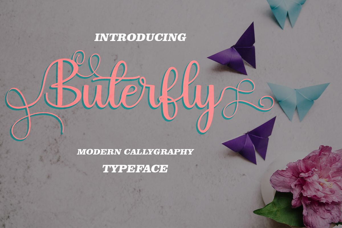 Buterfly example image 1