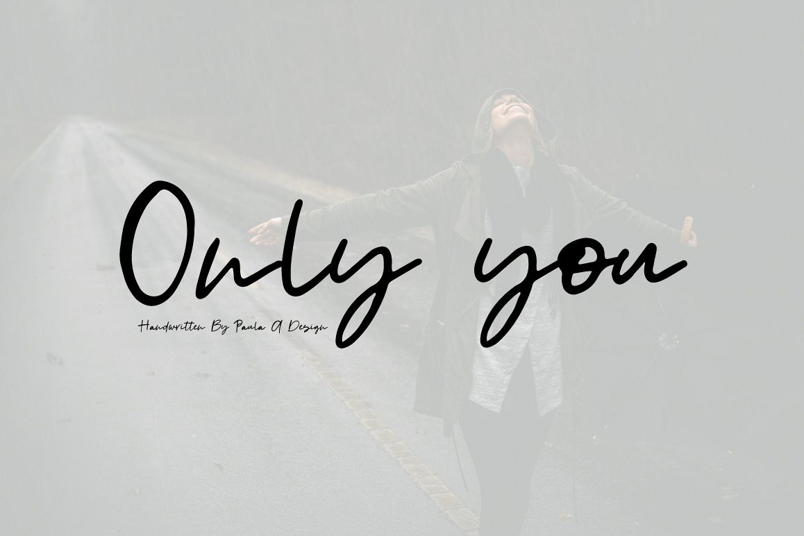 Only you example image 1