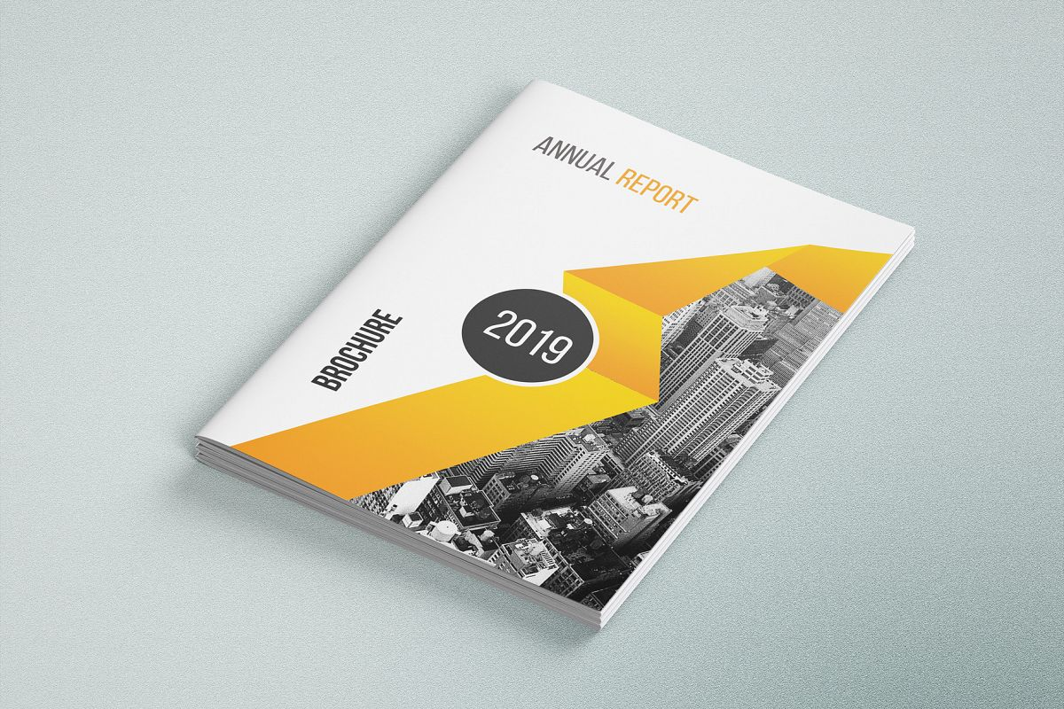 Business Brochure Template 03 example image 1