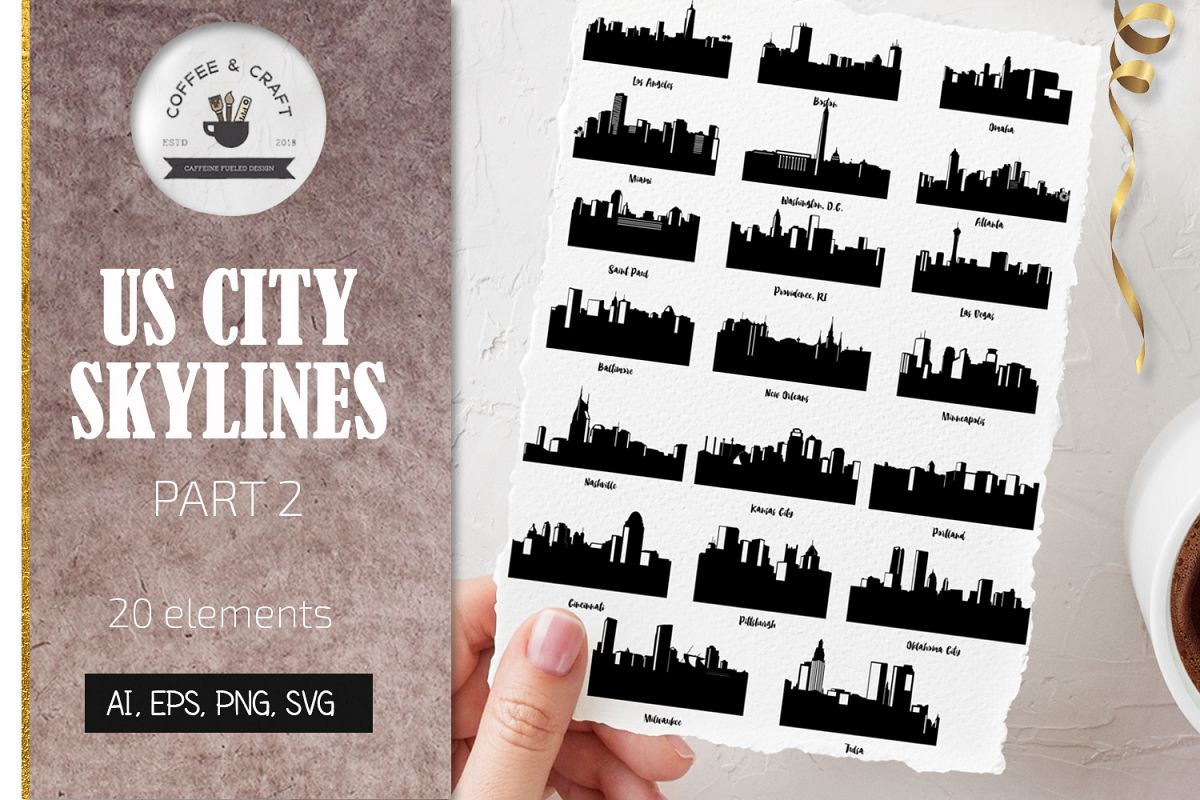 US City Skylines Part 2 example image