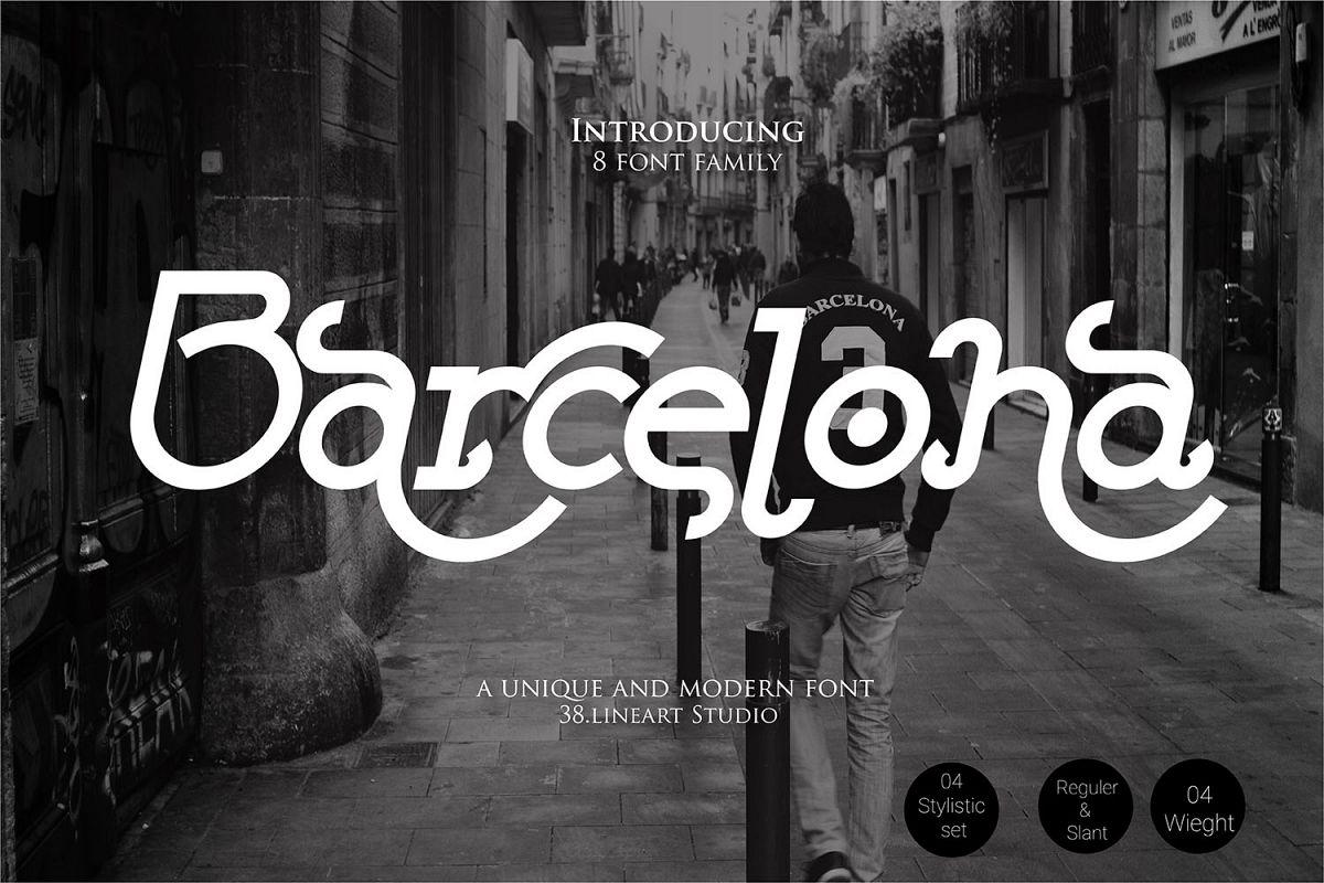 Barcelona example image 1