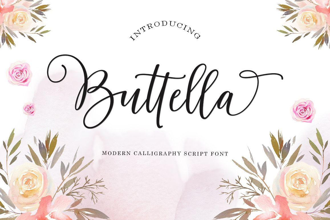 Buttella Script example image 1