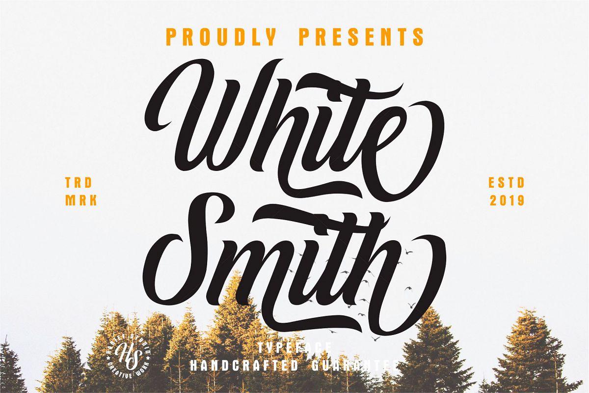 White Smith example image 1