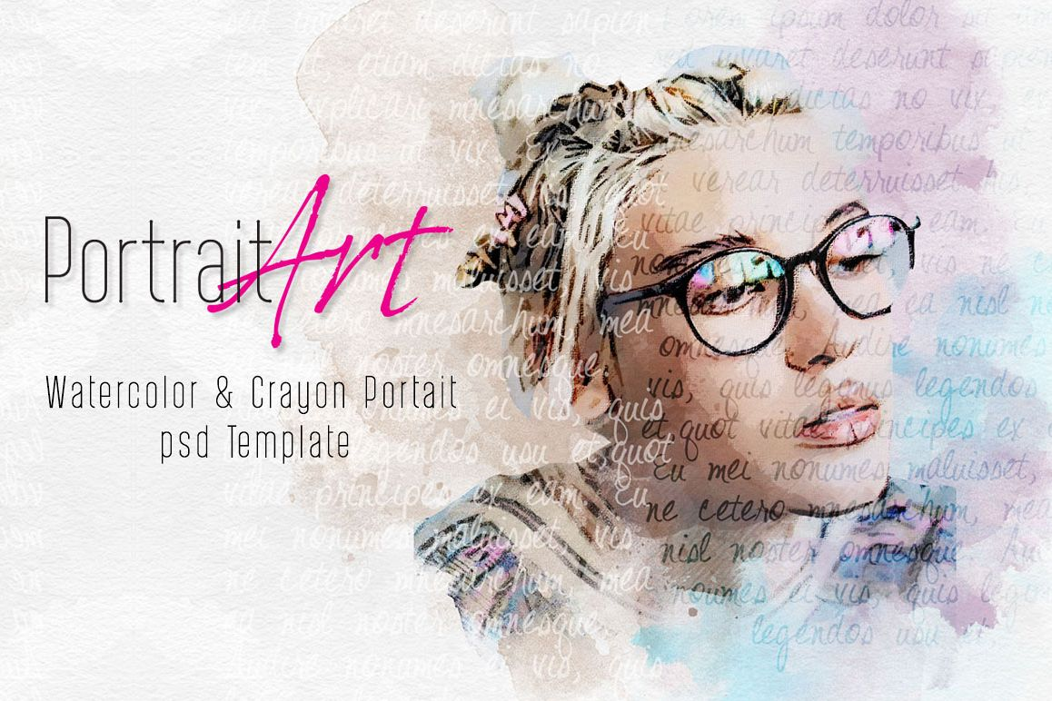 Portrait Art Free Download