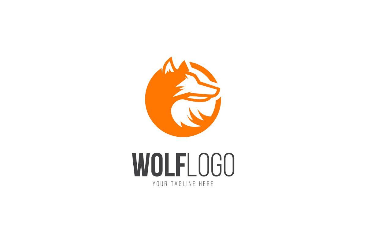 Wolf Logo example image 1