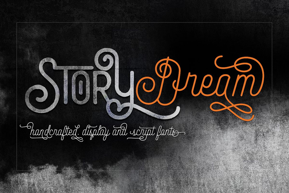 Story Dream, Script & Display example image 1