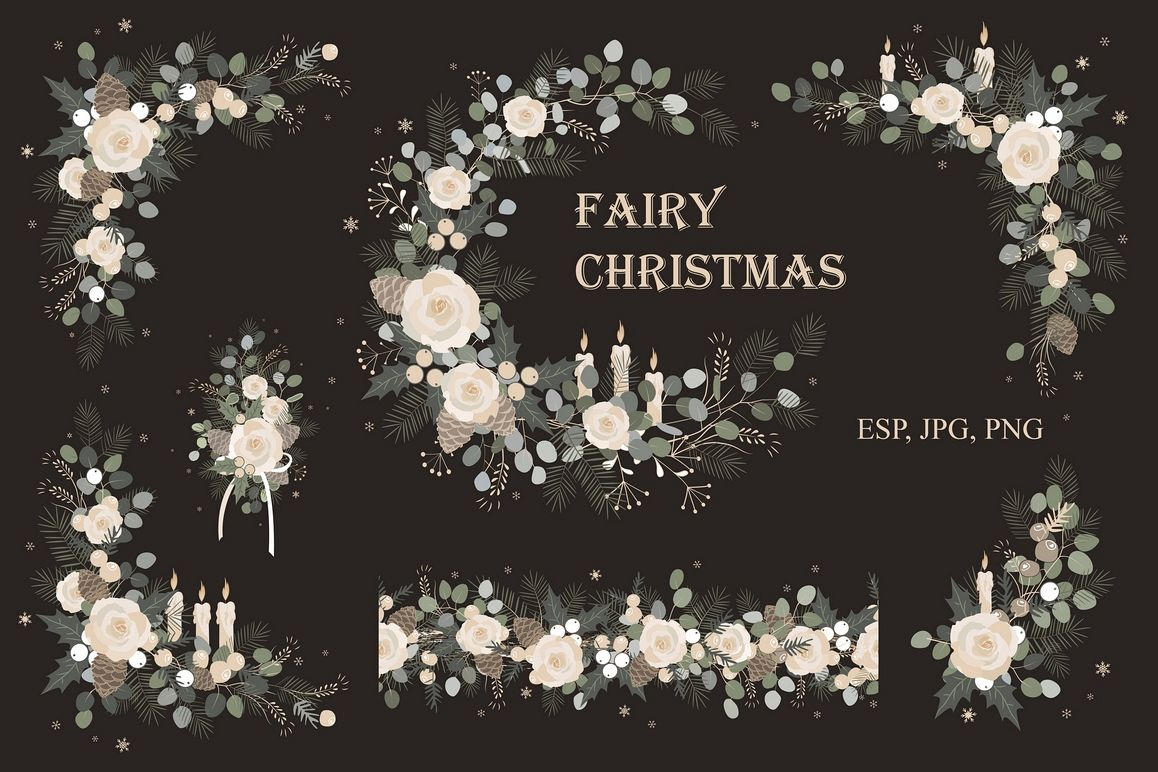 Fairy Christmas Collection example image 1