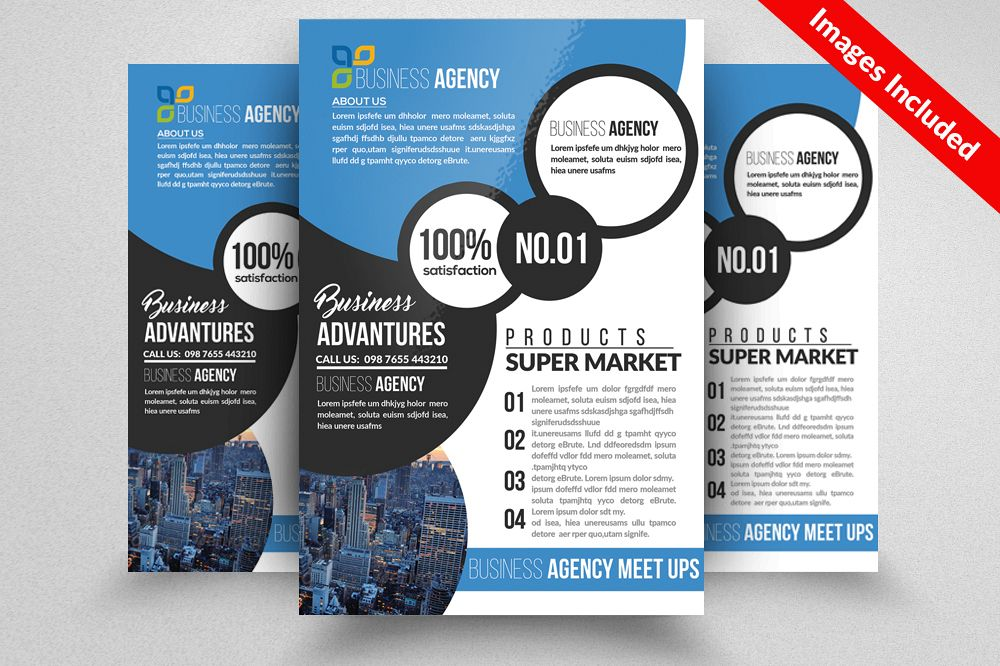 Fishing Charter & Guide Flyer Templates example image 1